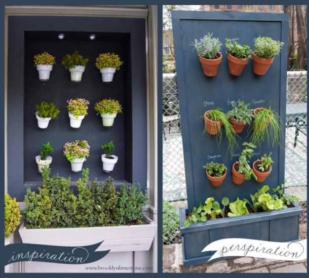 10 Creative Vegetable Garden Ideas: 10 DIY Vertical Gardening Ideas