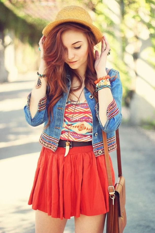 10 pretty teen fashion looks for girls Pretty girl fashion style tumblr