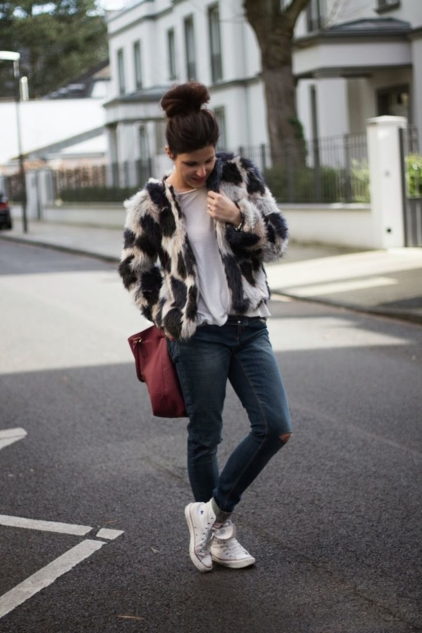 40 Ways To Rock Converses With Any Outfit For Girls