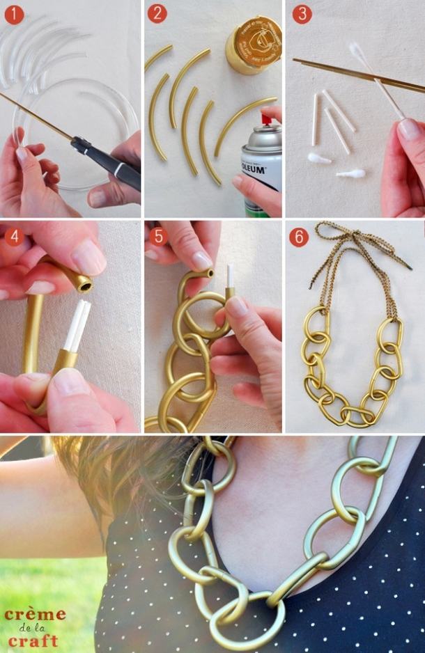 10 Top DIY Statement Necklaces