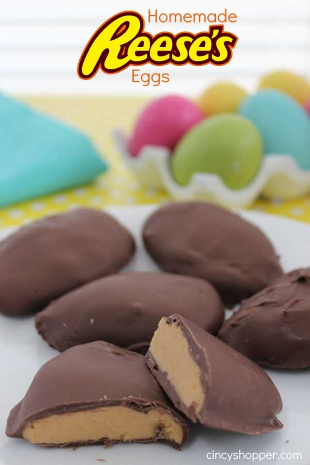 50 easy easter dessert ideas for Quick and easy easter treats recipes