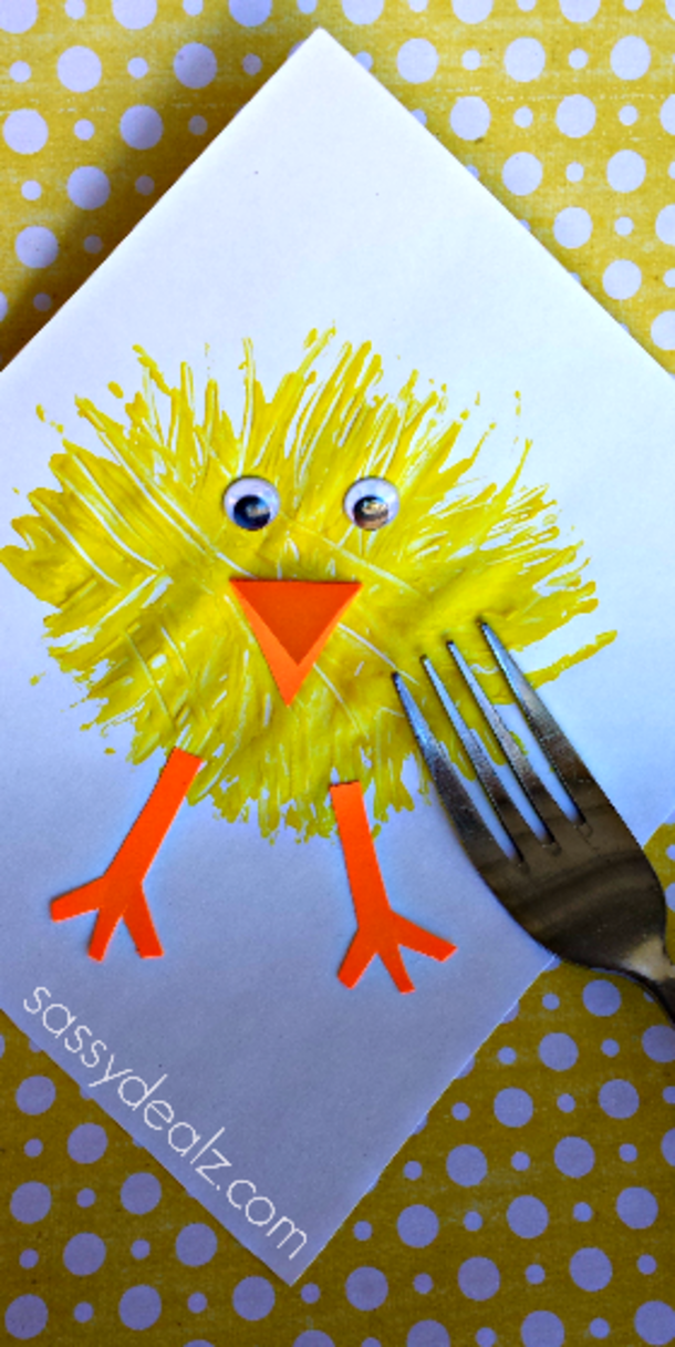 50 Cute Easter Crafts For Kids
