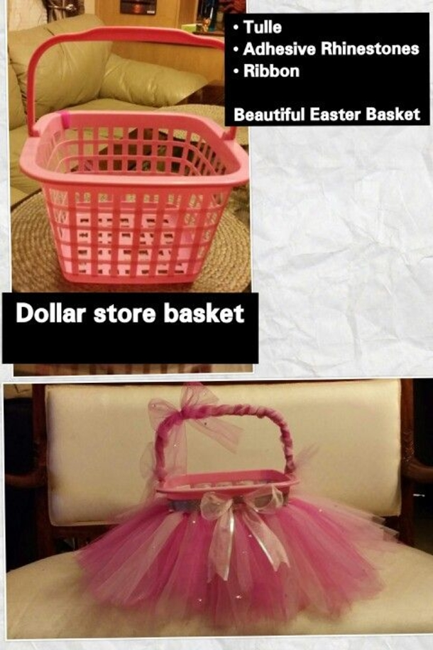 60 cute and creative diy easter baskets negle Choice Image