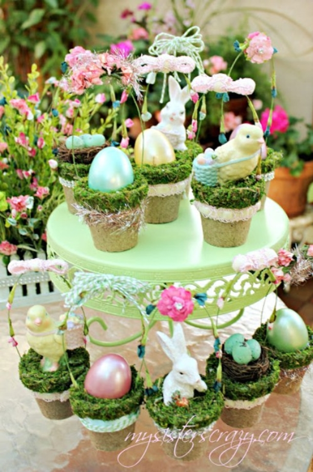 80 cute and crafty easter decoration ideas
