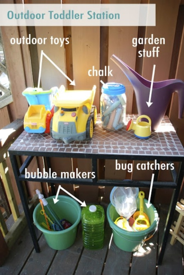 50 DIY Organization Projects For Your Kids Room