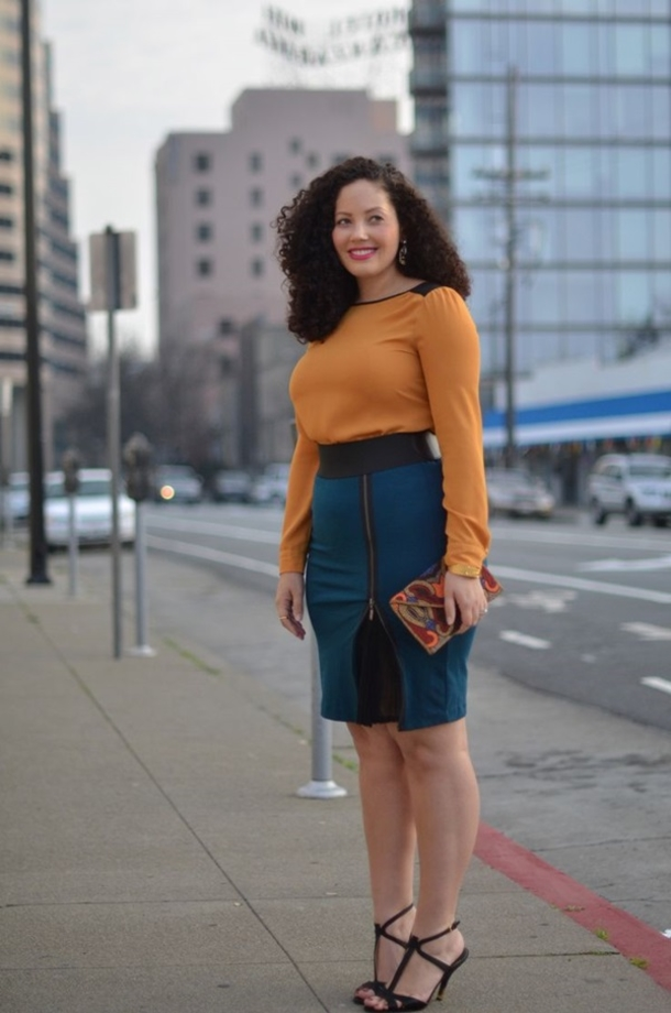 40 Curvy Fashion Ideas For Women