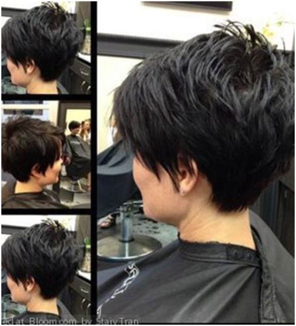 10 Beautiful Short Cuts And Hairstyles