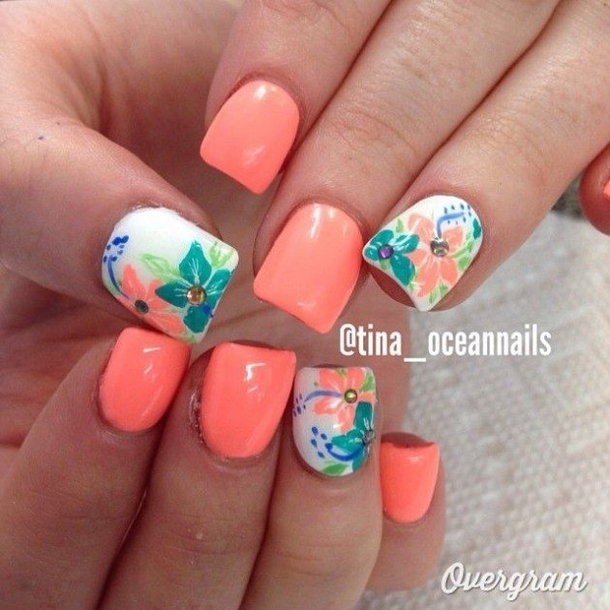 10 Nail Ideas To Copy For This Spring