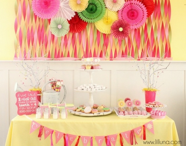 50 Adorable Summer Birthday Party Ideas For Girls
