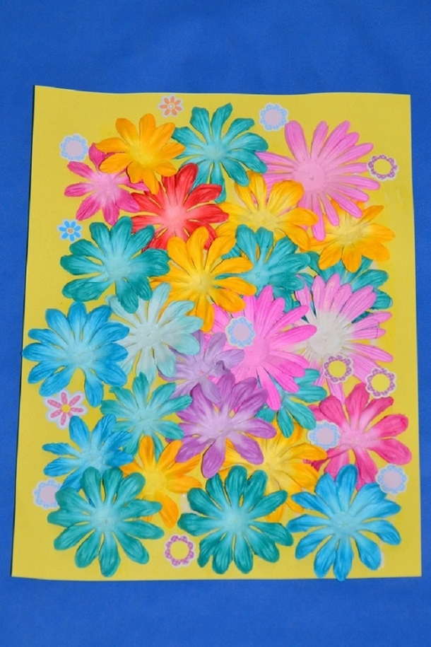 10 cute and colorful spring crafts for kids