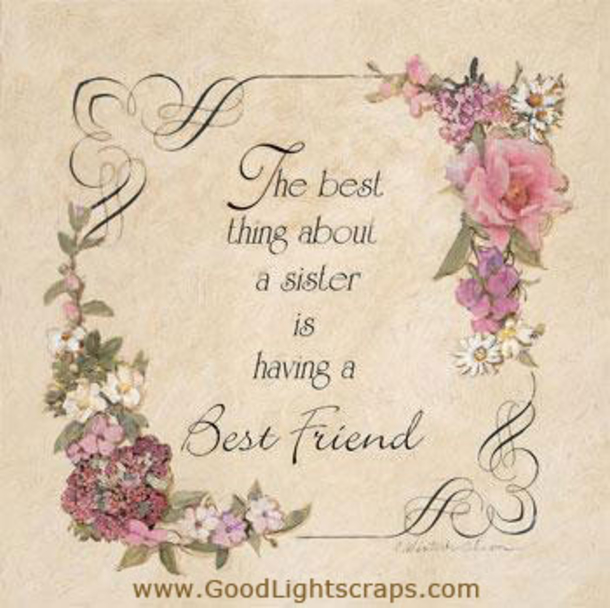 Sister Love Quotes Wallpaper : 10 Sister Quotes and Sayings