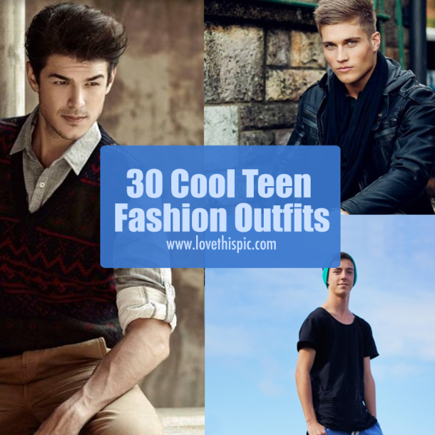 dcba47b48 30 Cool Teen Fashion Outfits