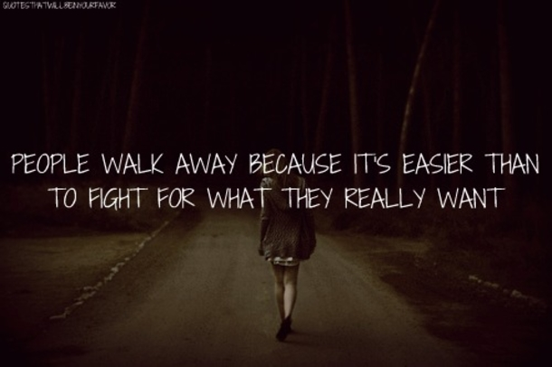 know when to walk away essay