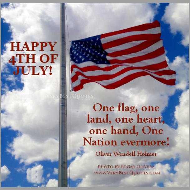 Happy Independance Day Quotes: 30 4th Of July Quotes