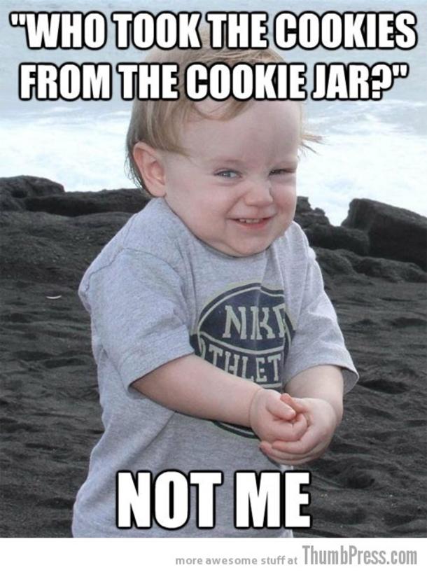 10 evil plotting baby memes