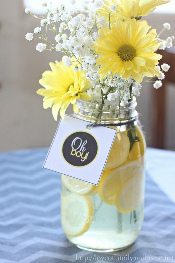 10 summer baby shower ideas