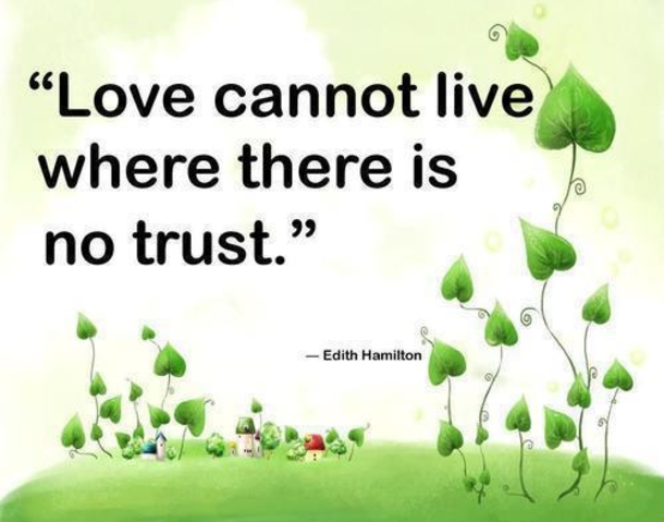 Quotes About Trust And Love In Relationships Entrancing 30 Quotes On Trust And Relationships