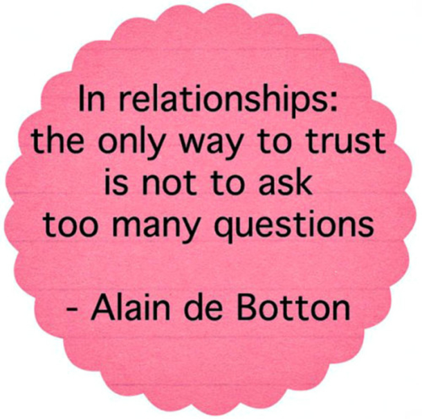Quotes About Trust And Love In Relationships Amusing 30 Quotes On Trust And Relationships
