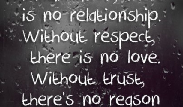 Faith Without Reason Quote: 30 Quotes On Trust And Relationships