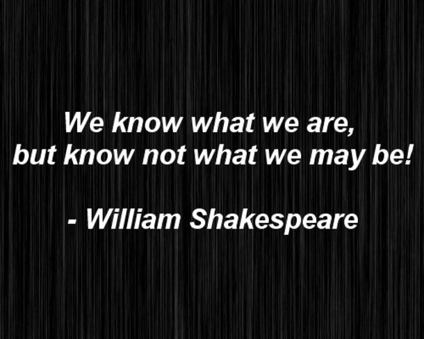 william shakespeare facebook