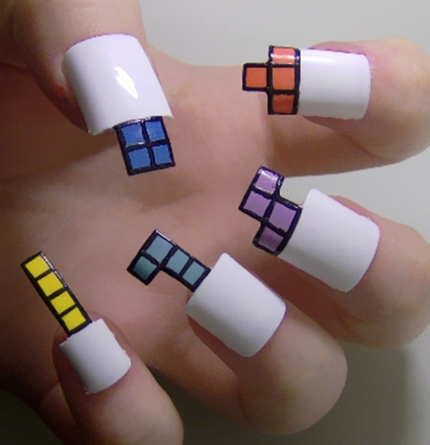 10 Of The Worst Nail Art Ideas Ever