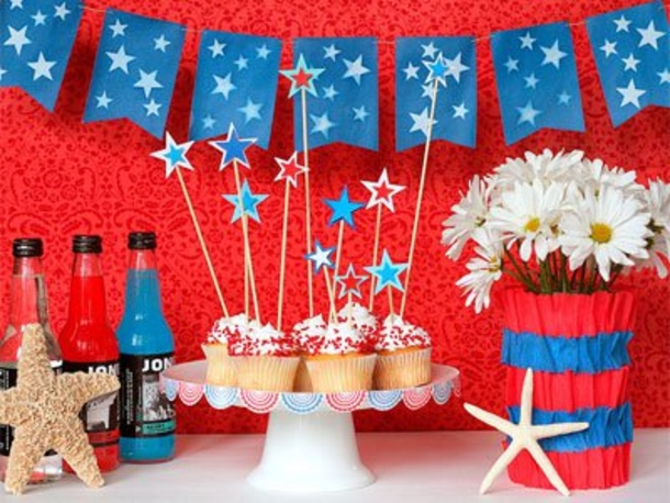 10 Inspiring 4th Of July Decorations