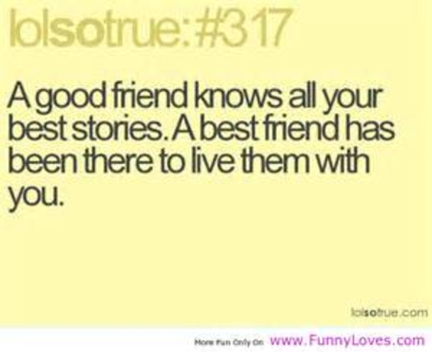 43 Best Friend Quotes For Girls 4879 16