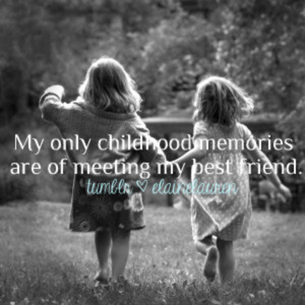 43 Best Friend Quotes For Girls 4879 25