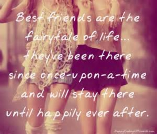 43 Best Friend Quotes For Girls 4879 27