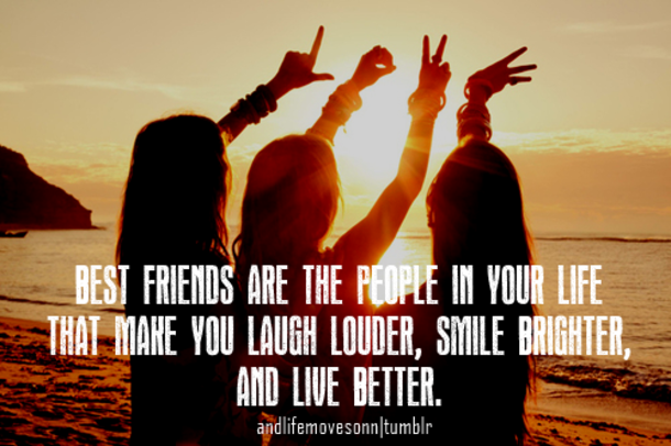 43 Best Friend Quotes For Girls 4879 30