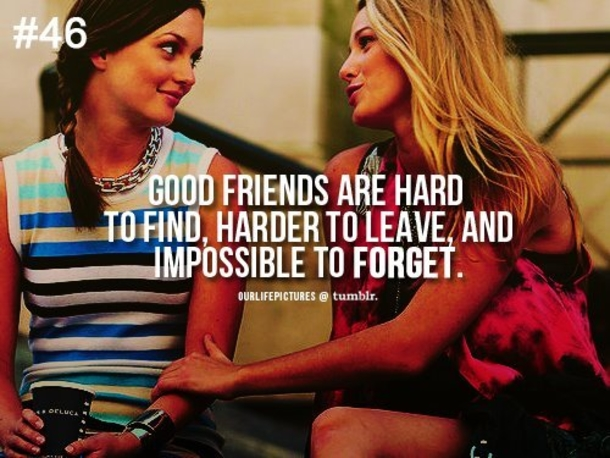 43 Best Friend Quotes For Girls 4879 37