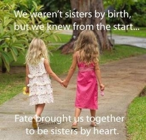 Images Of Sisters With Quotes: The 10 Best Sister Quotes
