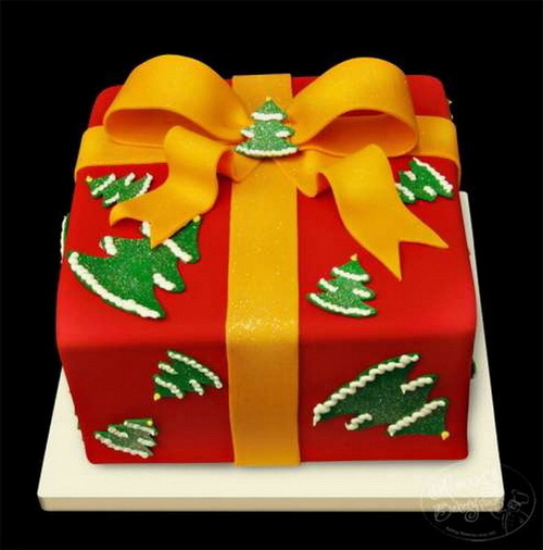 20 Christmas Cakes That Will Amaze You