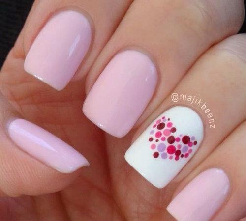 10 Creative Valentine S Day Nail Designs