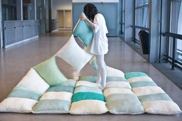 diy bed pillow tutorials Diy Pillow Bed