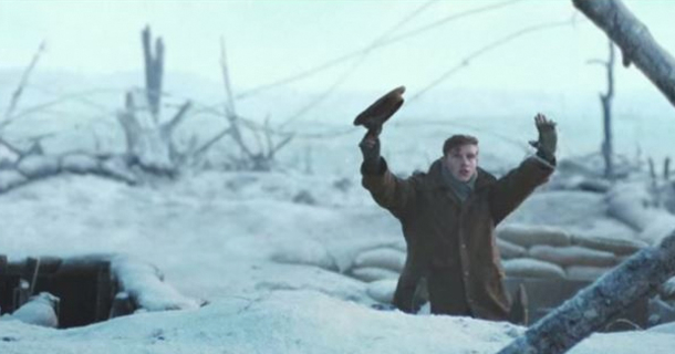 This Powerful WWI-Themed 'Christmas Truce' Commercial Has Gone ...