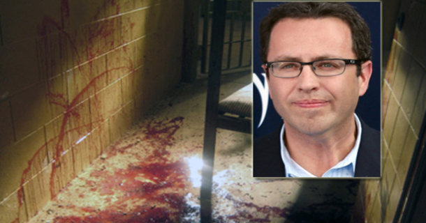 Subway Molester Jared Fogle Beaten To Pulp In Prison