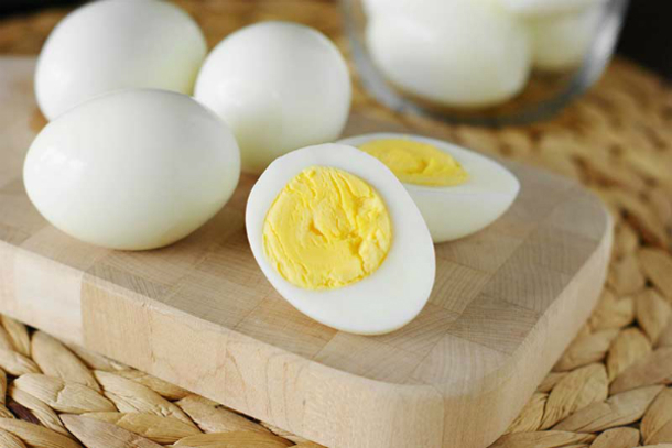 Boiled Egg Diet Lose 24 Pounds In Just 14 Days