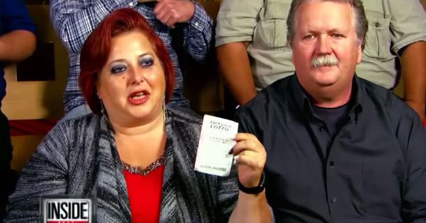 Lottery Winner Refuses