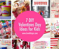 7 DIY Valentines Day Ideas for Kids
