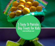 5 Tasty St Patricks Day Treats for Kids