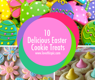 10 Delicious Easter Cookie Treats