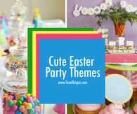 Cute Easter Party Themes