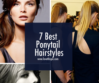 7 Best Ponytail Hairstyles