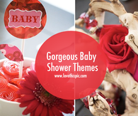 Gorgeous Baby Shower Themes