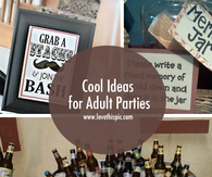 Cool Ideas for Adult Parties