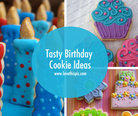 Tasty Birthday Cookie Ideas