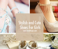 Stylish and Cute Shoes For Girls