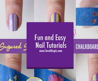 Fun and Easy Nail Tutorials