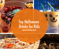 Top Halloween Drinks for Kids